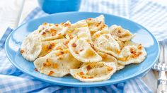 These Polish cheese and potato dumplings are an Eastern European staple for a reason.
