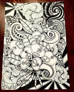 Finish 14-10-16 #zendoodle #zentangles #zentangleart #arte #artists #doodle #doodleart #instagood #instalike #learnzentangle #mandala #markers #tangles #featuregalaxy #zendoodle_academy #doodlingtogether #zentangleartcomp #drawings #_art_repost_ #mandalamaze #bnw_creatives #artpeople #scatto_italiano #picture #heart.tangles #becreative #youtube #illustrationartist #featuregalaxy #youtube