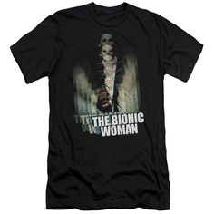 """Checkout our #LicensedGear products FREE SHIPPING + 10% OFF Coupon Code """"Official"""" Bionic Woman / Motion Blur - Short Sleeve Adult 30 / 1 - Bionic Woman / Motion Blur - Short Sleeve Adult 30 / 1 - Price: $29.99. Buy now at https://officiallylicensedgear.com/bionic-woman-motion-blur-short-sleeve-adult-30-1"""