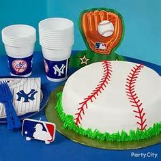 Image detail for -New York Yankees Birthday Party Supplies, Decorations & Ideas at ...