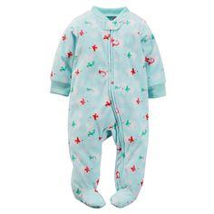 Pijama Termica en Microfleece 115g040 $38.000,00COP Suave y tierno Microfleece mantendrá su niña calienta, en tiempo de sueño o en cualquier momento. La cremallera facilita cambios del pañal. Ideal para climas fríosCremalleras de tobillo a la barbillaL...