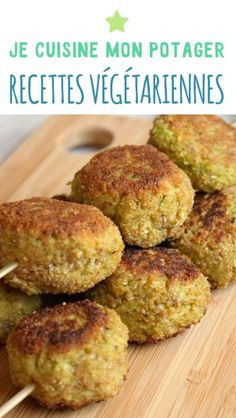 zucchini and oatmeal croquettes Veggie Recipes, Vegetarian Recipes, Healthy Recipes, Healthy Cooking, Cooking Recipes, Food Porn, Salty Foods, Snack, Food Inspiration