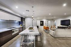 Ceramo's Cemento Silver   Butler Display Home   Switch Homes