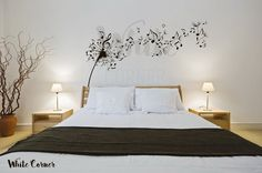 Welcome to White Corner Designs! We are happy to see you in our shop! Please read the whole description about the item and feel free to contact us with any questions. Description: *The Vinyl Wall Decal is one of the latest trends in home decor. *Wall Vinyl Decals give the look