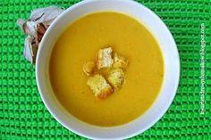 Zupa krem z karmelizowanej cebuli