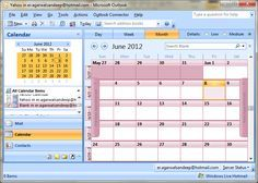 How to Print A Blank Calendar Using MS Outlook