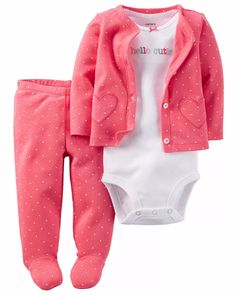 set trio body nena beba carters prenatal recien nacido mama Nenas Bebes 3bc348498ff