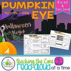 Pumpkin Eye: Interac