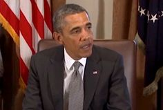 Obama Discusses 2014 Goals With Cabinet (RAW VIDEO)