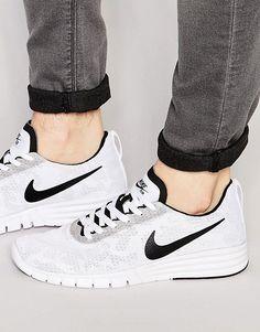 online retailer eb057 9a3ac Nike SB   Nike SB – Lunar P-Rod 9 – Weiße Sneakers, 749564