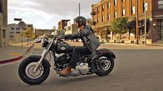 The 2012 Harley-Davidson Softail Slim Is a Stripped Softail Designed to Look Like a Bobber. Motorcycle News, Motorcycle Quotes, Davidson Bike, Harley Davidson Motorcycles, Ride Or Die, My Ride, Bobber Style, Wind In My Hair, Biker Quotes