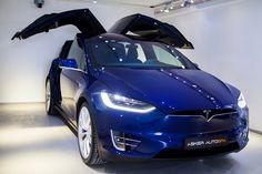 FINN – Tesla Model X