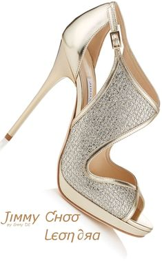 """""""Valley of Stilettos: A Gold Morning With """"Jimmy Choo"""" Dream Shoes, Crazy Shoes, Me Too Shoes, Stilettos, High Heels, Pumps, Pretty Shoes, Beautiful Shoes, Zapatos Shoes"""