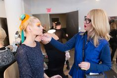 """Meet The Most Fascinating, Brilliant, & Slightly """"Bonkers"""" Mind In Makeup #Refinery29"""