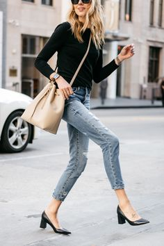 29 Bucket Bag Outfit Ideas That Every Girl Must Try Moda Zara, Casual Chic, Stylish Outfits, Fashion Outfits, Fashion Tips, Fashion Design, Stylish Clothes, Zara Mode, Style Personnel