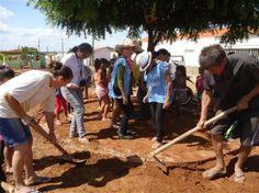 Artigo sobre Oasis realizado em Angico de Dias em parceria com o Instituto Lina Galvani.