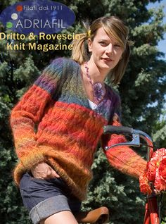 Cezanne Pullover in Adriafil Quarzo - Downloadable PDF. Discover more patterns by Adriafil at LoveKnitting. We stock patterns, yarn, needles and books from all of your favourite brands.