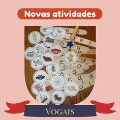 Ensinar as Vogais não precisa ser um sufoco. Veja como ensinar as vogais para crianças de forma lúdica, divertida e definitiva. Atividades para Alfabetização.
