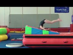 Back Tuck Setting and Shaping Drill This station is a great example of using the equipment to teach the skills. Correct take off position and body shaping is. All About Gymnastics, Tumbling Gymnastics, Gymnastics Training, Gymnastics Team, Back Tuck, Body Love, Acro, Training Tips, Coaching