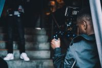 Shooting A Professional Music Video - A Look Inside #hypebot