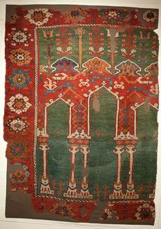Anatolian Rug Fragment