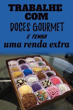 Como fazer doce para vender - Veja como ganhar dinheiro fazendo doces finos para vender  #comofazerdoces #fazer #doces #finos #rendaextra #docesgourmet #gourmet #confeitaria #brigadeiro #beijinho #receitasdedoces