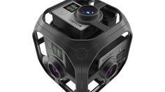 GoPro unveiled a new look at its smaller virtual reality camera rig this morning. The rig is called the Omni, and it's essentially a hollowed-out cube that holds a Hero4 Black camera on each side,...