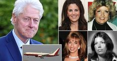Daily Mail Exclusive: Bill Clinton is facing NEW accusations of sexual assault by four women while the former president was working with a billionaire playboy and flying on his private jet n…