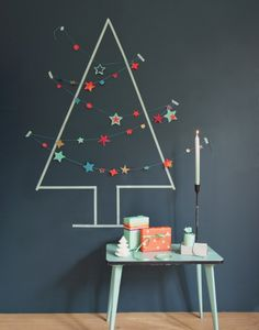 xmas trees, chalkboard walls, shine star, tape, bedrooms, apartments, angels, blackboards, christmas trees