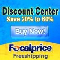 Discount Center: Save 20% To 60%,Free Shipping@Focalprice.com