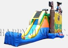 Pirates Jump & Slide 2