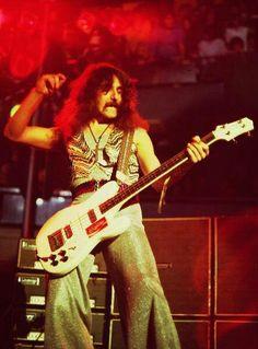 Geezer Butler - Black Sabbath