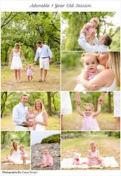 One-year-old baby photography by Rebecca Danzenbaker, Willowsford family photographer in Ashburn, VA. 1 Year Pictures, Baby Family Pictures, First Year Photos, Family Photos, Family Photo Sessions, Family Posing, Family Portraits, Newborn Photographer, Family Photographer