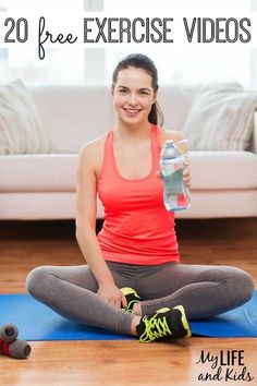 Can't get out of the house to go to the gym? Don't want to spend money on workout DVDs? Great news! Here are the top 20 exercise videos on YouTube to get results FAST.