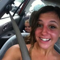 Photobomb level...toddler