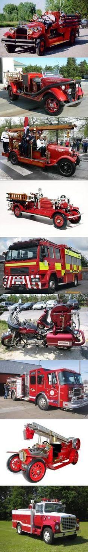 Fire engines. ✏✏✏✏✏✏✏✏✏✏✏✏✏✏✏✏ AUTRES VEHICULES - OTHER VEHICLES ☞ https://fr.pinterest.com/barbierjeanf/pin-index-voitures-v%C3%A9hicules/ ══════════════════════ BIJOUX ☞ https://www.facebook.com/media/set/?set=a.1351591571533839&type=1&l=bb0129771f ✏✏✏✏✏✏✏✏✏✏✏✏✏✏✏✏