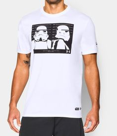 Shop Under Armour for Men's Star Wars UA Trooper T-Shirt in our Mens Tops department.  Free shipping is available in US.