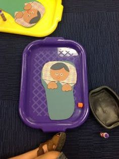 Preschool Wonders: A Camping We Will Go!