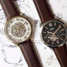 A (true) inside look at our Townsman Automatic.