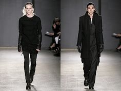 Alexandre Plokhov - A/W 2012-13 ~ In search of the Missing Light