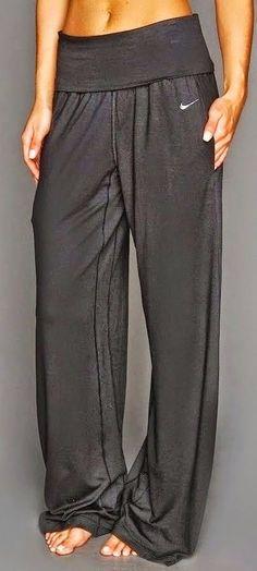 Nike Yoga Pants http://ift.tt/1wcfdRI