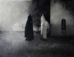 Timo Sälekivi(Finnish,b.1969)  Syksy / Fall    2011  Akryyli kankaalle / Acrylic on canvas