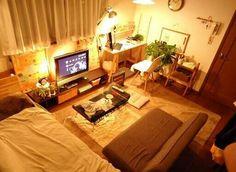 Japanese studio apartment 部屋                                                                                                                                                                                 More