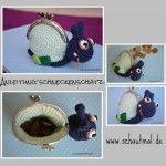 Schneckenschatz. Gratis Häkelanleitung von www.schautmal.de. Free crochet pattern!
