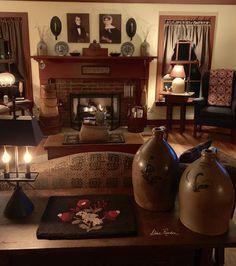 home furniture – My WordPress Website Primitive Living Room, Primitive Homes, Country Primitive, Prim Decor, Country Decor, Rustic Decor, Primitive Decor, Country Living, Country Kitchen