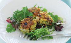 Smoke Fish, Potato Rosti recipe Countdown NZ Ltd Homemade Fish Cakes, Fish Cakes Recipe, Fish Recipes, Great Recipes, Snack Recipes, Healthy Recipes, Healthy Food, Recipies, Snacks