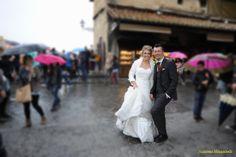 wet wedding in Old Bridge