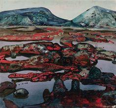 HENRIJS KLēBAHS | Latvian | Riga 1928 - 1998. Tundra. 1974