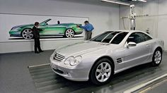 2001 Mercedes-Benz SL R230 - Mercedes-Benz