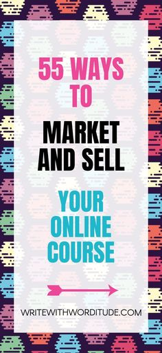 Discover how to effectively market and sell your online course #marketing #onlinemarketing #smallbusiness #onlinecourses #passiveincome
